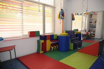 Los centros de atención temprana de la red de la Junta atienden a 1.300 menores en Huelva en 2019