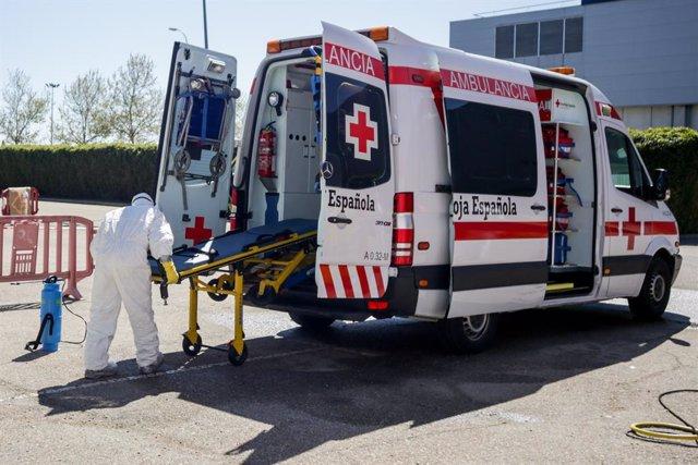 AV.- Coronavirus.- España suma 6.023 casos y 674 muertes en las últimas 24 horas