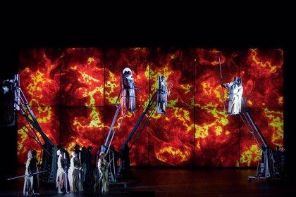 Les Arts emite en su web su producción de la tetralogía 'El anillo del nibelungo'