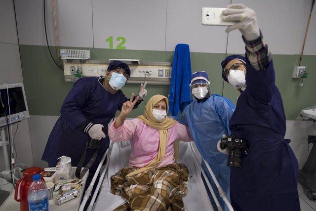 Coronavirus.- Irán anuncia la reanudación parcial de la actividad económica a pe