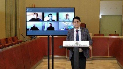 El alcalde de Igualada (Barcelona) apoya levantar el confinamiento perimetral
