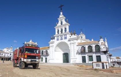Almonte (Huelva) reabre este lunes los accesos a la aldea de El Rocío por no tener competencias para cerrarlos