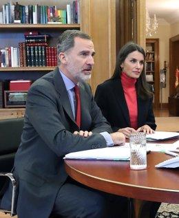 Málaga.- Coronavirus.- La directora del Regional destaca el interés de los reyes