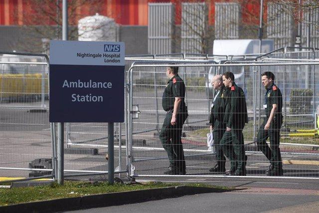 Hospital en Reino Unido