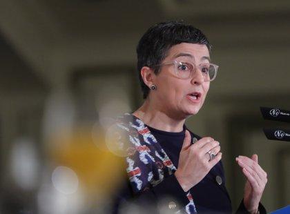 """González Laya: """"O el virus mata a Europa o Europa mata al virus, tenemos que elegir"""""""