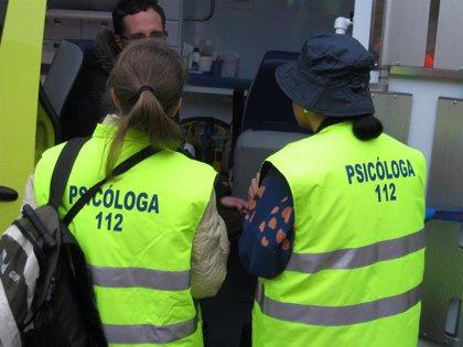 Un equipo de psicólogos especializados atenderá a la ciudadanía gallega a través del 112