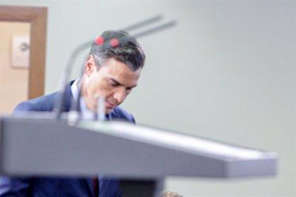 Moncloa cede y hará ruedas de prensa por videoconferencia con autogestión de los medios habituales