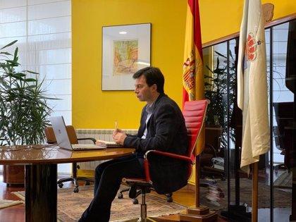 """El PSdeG insta a Feijóo a """"comparecer en el Parlamento"""" cada 15 días y a """"clarificar"""" la situación de las residencias"""