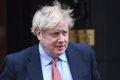 Hospitalizado el primer ministro Boris Johnson diez días después de dar positivo por coronavirus