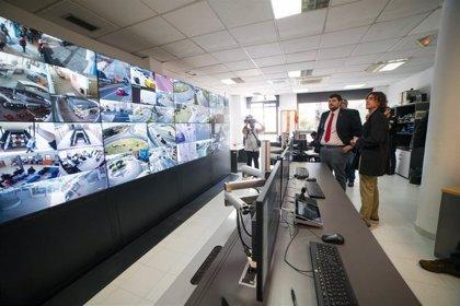 Roquetas de Mar (Almería) aplica sistemas de videovigilancia para controlar los accesos ante el estado de alarma