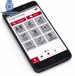 Alertcops, la app de la Policía Nacional contra los delitos