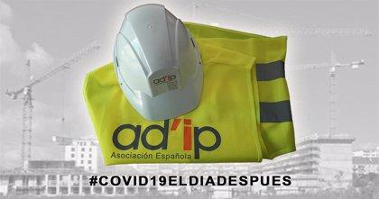AD'IP pide una incorporación segura a las Obras