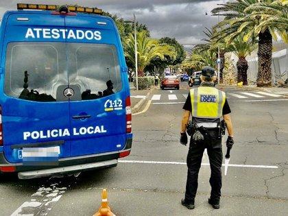 Más de 650 personas son sancionadas y 7 detenidas en Santa Cruz y La Laguna por incumplir el confinamiento