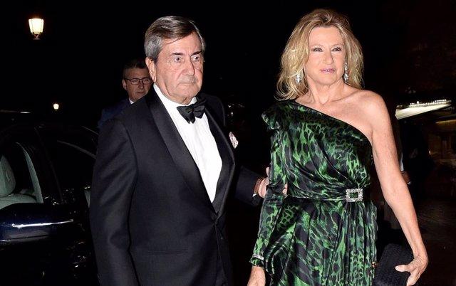 Alfonso Crotina y Miriam Lapique