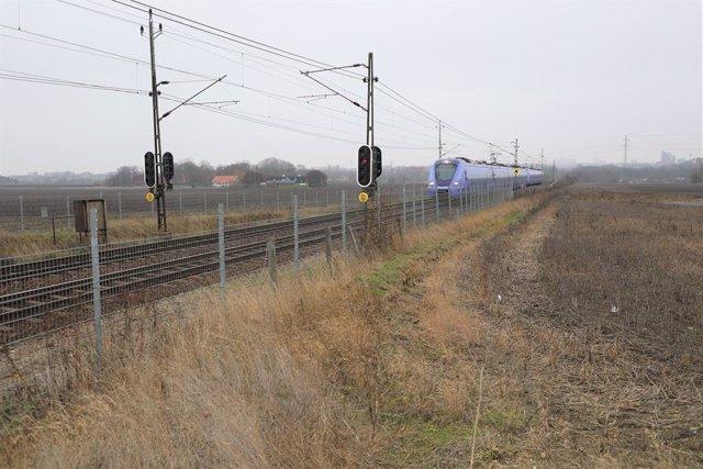 Obras de ferrocarril que OHL ha logrado en Suecia