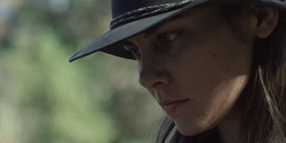 8. Maggie regresa a The Walking Dead en el tráiler del episodio especial