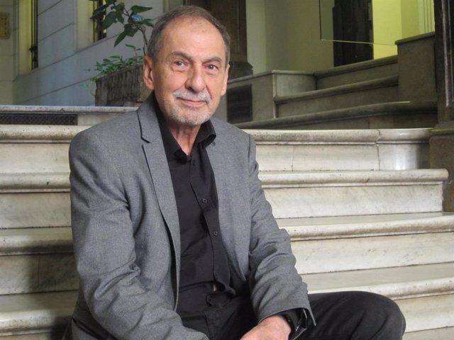 Josep Maria Benet i Jornet, dramaturg catal i guionista de televisió (arxiu)
