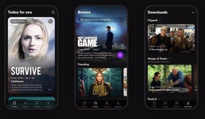 Quibi lanza al mercado su apuesta de vídeos de corta duración para 'smartphones'