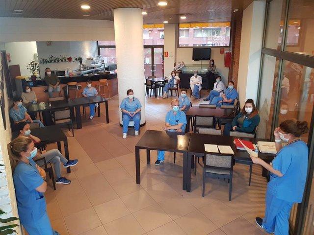 El Hotel Hesperia Sant Joan Suites dará apoyo a la atención primaria y el Hospital Sant Joan Despí Moisès Broggi  (Barcelona)