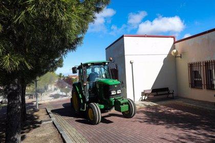Agricultores piden la exoneración de las cuotas de autónomos y reducción de impuestos