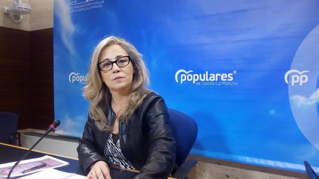 La diputada del PP Lola Merino.