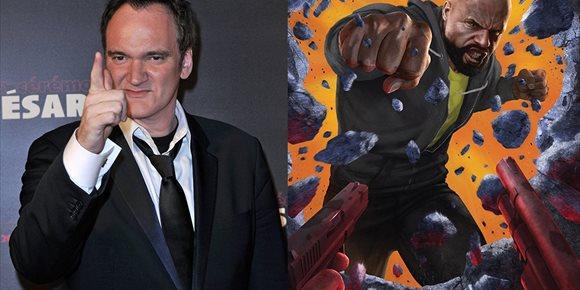 2. Así era la película de Luke Cage dirigida por Quentin Tarantino... que nunca veremos