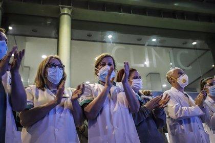 """USOC pide al Govern una """"paga extraordinaria"""" para el personal sanitario"""