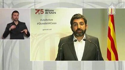 269 familias catalanas piden a la Generalitat llevarse ancianos de residencias