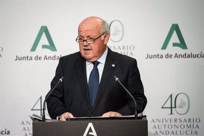 """Andalucía espera poner en marcha """"a la mayor brevedad"""" en torno a medio millón de test rápidos del coronavirus"""