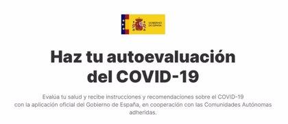 La aplicación oficial de autodiagnóstico del Covid-19 ya está disponible en seis CCAA