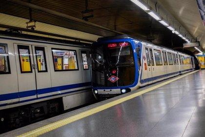 Un maquinista de Metro lanza un vídeo con mensajes de optimismo empleando nombres de estaciones de la red