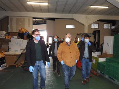 Vecinos y entidades de Ferrol donan más de 2.500 kilos de productos al banco de alimentos