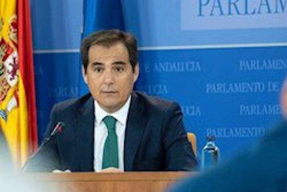 """Nieto (PP-A) dice que Junta hará un esfuerzo con empresas y autónomos, """"porque sin ellos no hay empleo"""""""