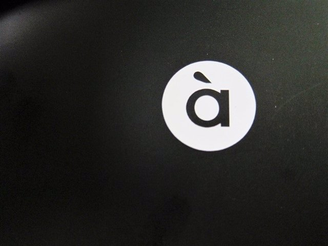 Logo d'À Punt. Arxiu