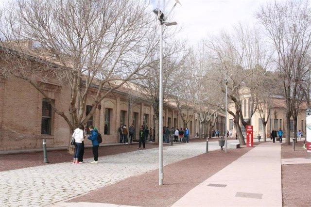Universidad, Campus, Facultad, Estudios, Examenes, Estudiantes, Carrera