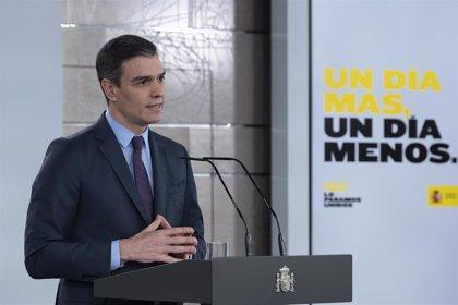 """Sánchez desea una pronta recuperación a Johnson: """"Desde la fortaleza y unidad lograremos vencer"""" al virus"""