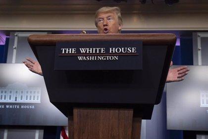 Trump permitirá que el buque hospital 'USNS Comfort' trate a pacientes de coronavirus en Nueva York
