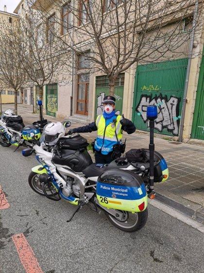 Policía Municipal de Pamplona propone para sanción a 22 personas por incumplir la normativa