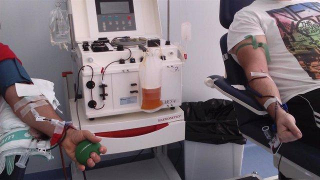 El Centro de Transfusión de Ciudad Real y el Servicio de Medicina Interna-Infecciosos del Hospital General Universitario de Ciudad Real, dependiente del Sescam, se va a sumar en los próximos días al ensayo clínico para analizar el coronavirus