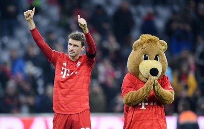 Thomas Muller renueva con el Bayern hasta 2023