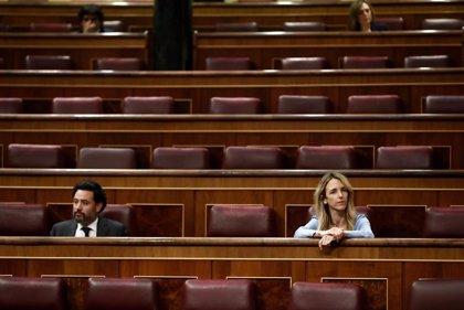 El PP pone fin al acuerdo de limitar la presencia de diputados en el Congreso y la mitad irá al próximo pleno