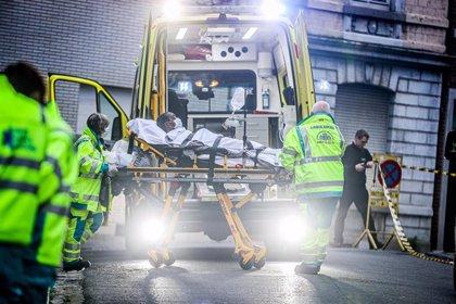 Bélgica supera las 2.000 muertes y los 22.000 positivos por coronavirus