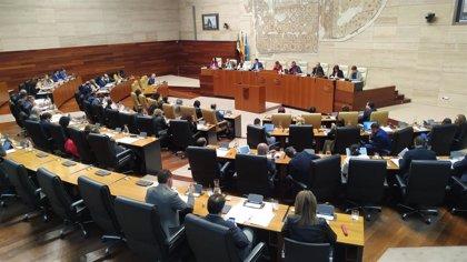 La Mesa de la Asamblea analizará el día 14 cuándo se convalidan decretos y la comparecencia de Vara sobre el coronavirus