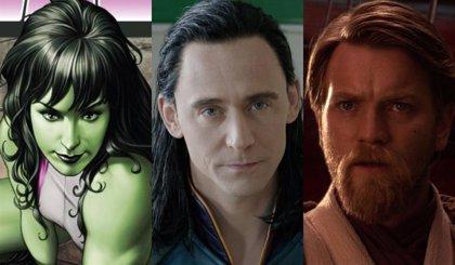 ¿Filtradas las fechas de estreno de las series Marvel  y Star Wars en Disney+?