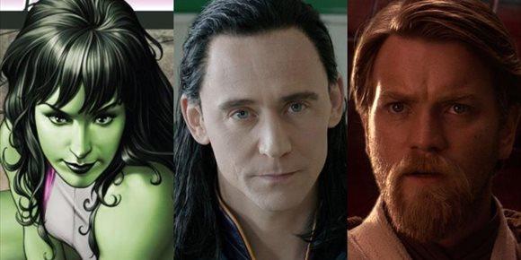 2. ¿Filtradas las fechas de estreno de las series Marvel  y Star Wars en Disney+?