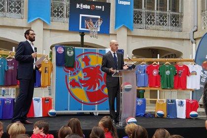 NBA y FEB lanzan el programa 'JRNBA Leagues FIT' para realizar ejercicio físico en casa