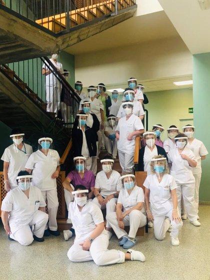 Un crowfunding asociativo de Huesca logra llevar 200.000 máscaras a profesionales y centros de toda España
