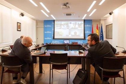 """Aierdi dice que se han """"ralentizado"""" los ERTE, que han presentado 6.200 empresas en Navarra"""