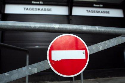 La Bundesliga planea que entren unas 240 personas a los estadios en los partidos a puerta cerrada