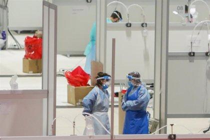 Más de un millar de profesionales de Atención Primaria integran la plantilla del hospital de Ifema